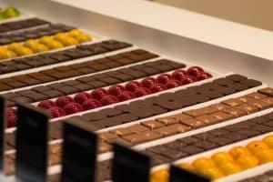 סדנת שוקולד ליום הולדת ראשית