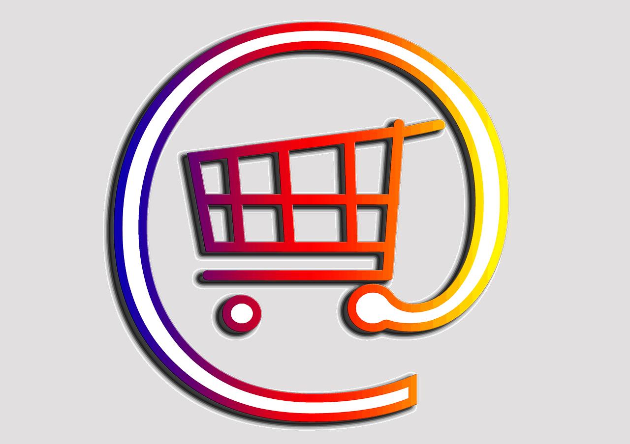 לקנות מוצרים חנות אינטרנטית